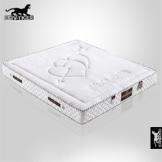 陆虎家居 丘比特之箭 天然乳胶床垫 双人席梦思 1.8米