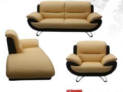 左右沙发 头层牛皮真皮沙发客厅组合沙发时尚皮沙发厚牛皮ZY1321