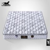 陆虎家具弹簧床垫 席梦思针织布弹簧床垫1.8米 LH-D30 限量88张
