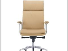 Hiboss皮艺大班椅升降转椅时尚老板椅办公电脑椅经理椅ZY-K8174