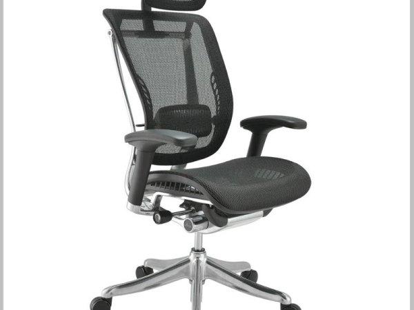 Hiboss 网布大班椅头枕升降转椅老板椅电脑椅椅子HI7102HJY01BK
