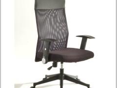 Hiboss网布大班椅电脑椅升降转椅电脑椅子老板椅HI730638G