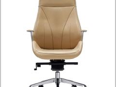 Hiboss大班椅真皮时尚升降转椅办公电脑椅高档老板椅子XL-K9129