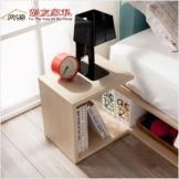 彭友家私 特价新款床头柜 置物柜 床边柜 宜家风格家具