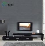 包邮特价现代风格 简约 时尚 家用伸缩电视柜 视听柜图片