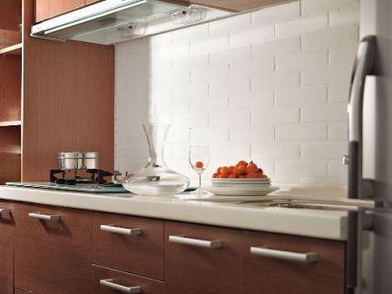 超小整体厨房设计
