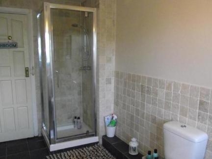 浴室玻璃隔断装饰图片欣赏