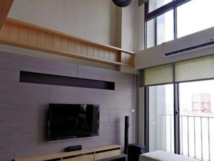 日式风格特色复式楼设计图图片