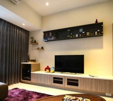 家装室内电视背景墙图片
