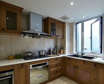 橱柜 厨房 家居 设计 装修 400_324
