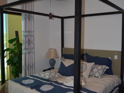中式风格样板房卧室装修 - 康之居装饰