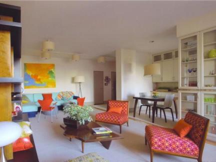 客厅地砖的颜色