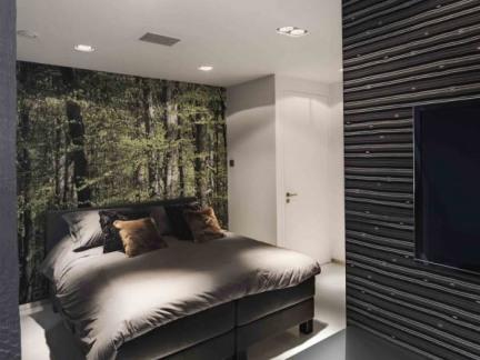 简约复式设计小卧室图片