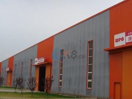 厂房外墙装饰设计图片
