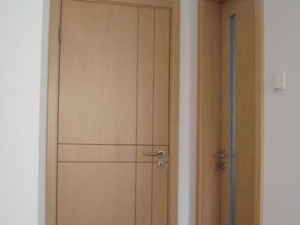 现代装修室内门效果图