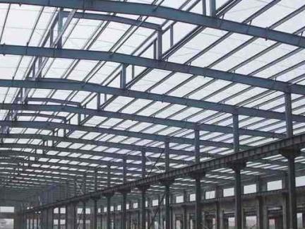 钢结构厂房施工图集