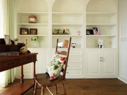 欧式家居书房装修图片 - 元洲装饰