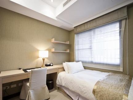 上海酒店式公寓装修效果图图片