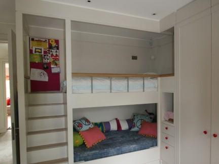 儿童房家具展示