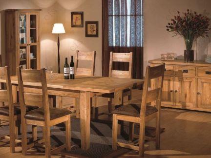 美式橡木家具装修效果图图片