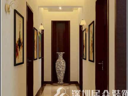 走廊吊顶图片 - 居众装饰