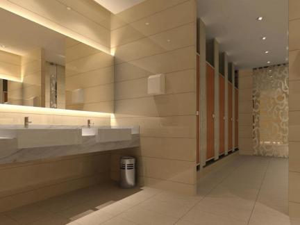 宾馆室内卫生间设计装修图片欣赏