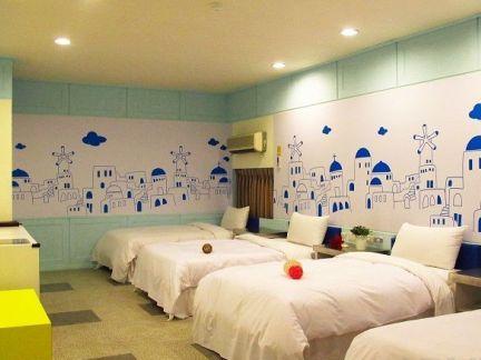 创意旅店设计图片
