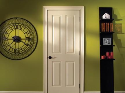欧式卧室门套效果图