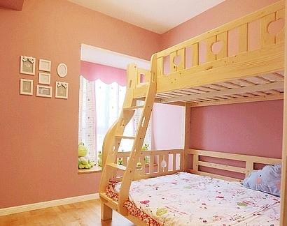 2017上下铺儿童房装修设计 房天下装修效果图