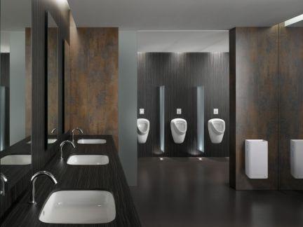 高档公共厕所设计效果图图片