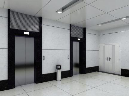 2019电梯效果图-房天下装修效果图