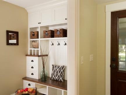 家庭设计玄关装修案例