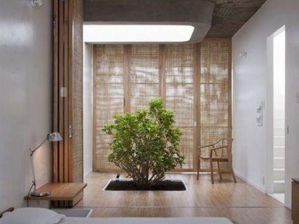 木质榻榻米床