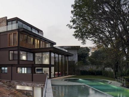 私人别墅设计建筑图片欣赏