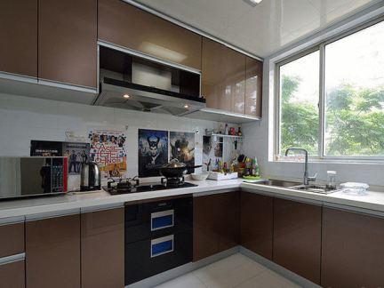 家庭设计装修厨房效果图大全