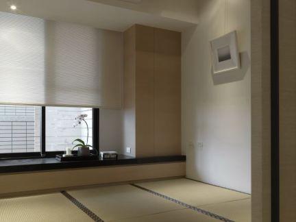 现代室内榻榻米装潢设计效果图图片