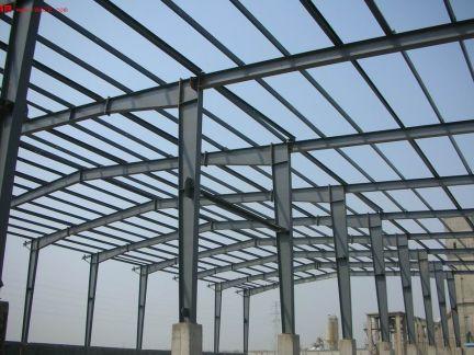 高大轻钢结构厂房