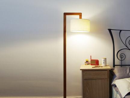 卧室简中式落地灯