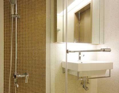 简单卫生间淋浴房