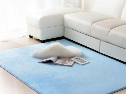 简约风格手工地毯图片