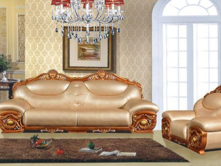 欧式沙发摆放效果图图片
