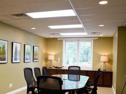 小会议室吊顶效果图