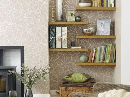 时尚家居大自然壁纸设计效果图