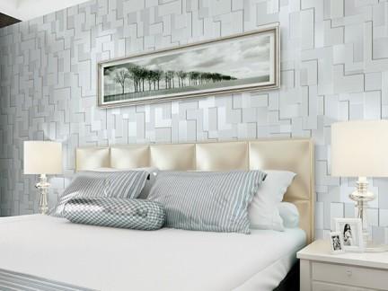 卧室液体壁纸漆图片