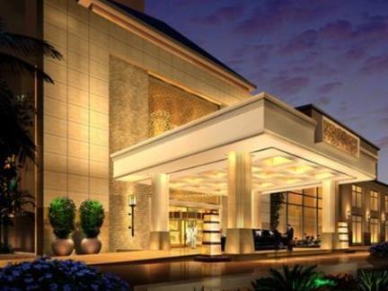 酒店建筑装饰设计图片