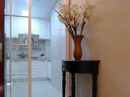 家装设计厨房隔断门图