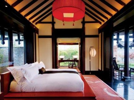 生态度假酒店包房设计