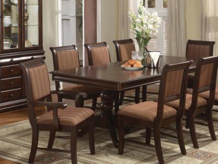 餐厅木餐椅图片欣赏