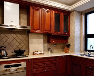 厨房装修图片- 良工装饰