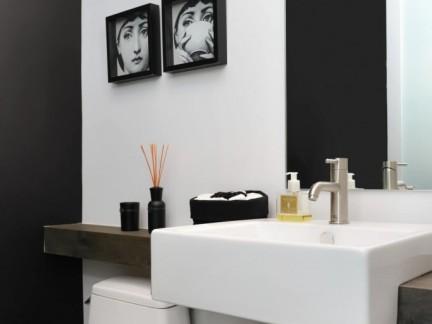 现代高档住宅卫生间装修